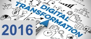 Transformation digitale en 2016