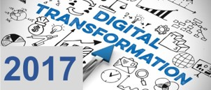 Transformation digitale en 2017